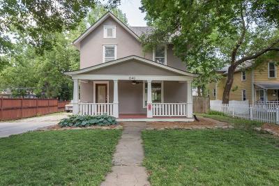 Lawrence Single Family Home For Sale: 1540 Massachuesettes Street