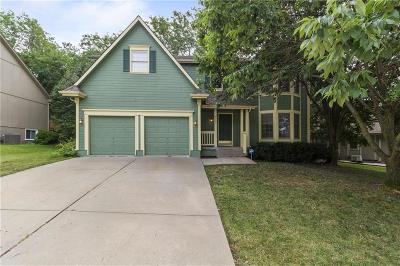 Cass County, Clay County, Platte County, Jackson County, Wyandotte County, Johnson-KS County, Leavenworth County Single Family Home For Sale: 8101 NW Waukomis Drive