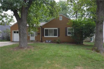 Roeland Park Single Family Home For Sale: 5411 Cedar Street