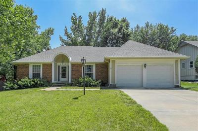 Lenexa Single Family Home For Sale: 12305 W 100th Street