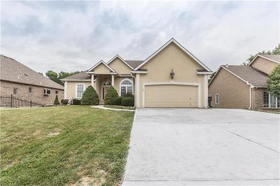 Lansing KS Single Family Home For Sale: $375,000
