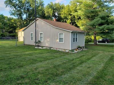 Liberty Single Family Home For Sale: 528 E Arthur Street