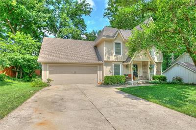 Liberty Single Family Home For Sale: 508 Nottingham Drive