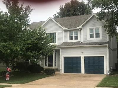 Overland Park Single Family Home For Sale: 12456 Benson Street