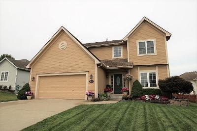 Kearney Single Family Home For Sale: 1112 Brookwood Drive