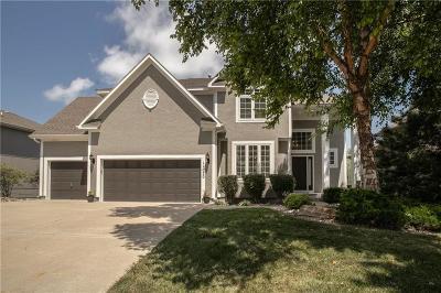 Olathe Single Family Home For Sale: 11020 S Barth Road