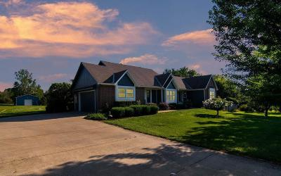 Olathe Single Family Home Contingent: 17850 W 182nd Street