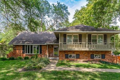 Prairie Village Single Family Home For Sale: 8225 Linden Drive