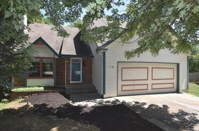 Single Family Home For Sale: 19 Atchison Court