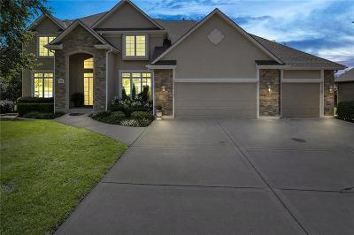Lee's Summit Single Family Home For Sale: 708 SW Winterstar Drive