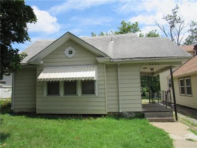 Kansas City Single Family Home For Sale: 2605 Drury Avenue