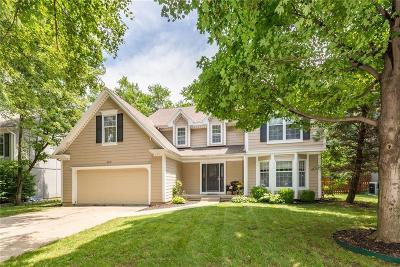Lenexa Single Family Home For Sale: 8419 Hall Street