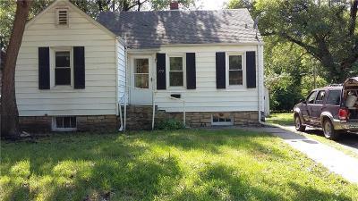 Topeka Single Family Home For Sale: 719 SW Wayne Avenue