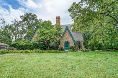 Kansas City Single Family Home For Sale: 9745 Grandview Road