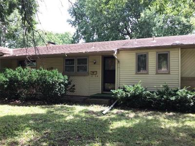 Raytown Single Family Home For Sale: 7719 Arlington Street
