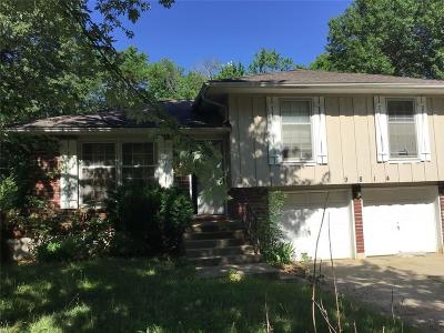 Kansas City Single Family Home For Sale: 9814 Hardesty Avenue