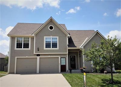 Basehor Single Family Home For Sale: 1900 160th Street