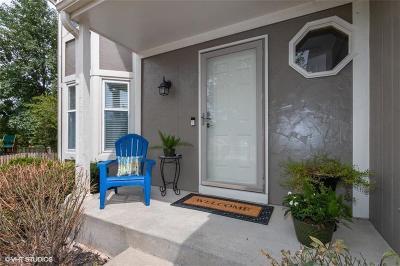 Overland Park Single Family Home For Sale: 12809 Slater Street