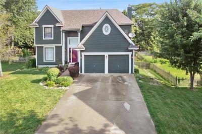 Kansas City Single Family Home For Sale: 10604 Cleveland Avenue