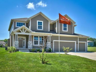 Olathe Single Family Home For Sale: 10730 S Race Street
