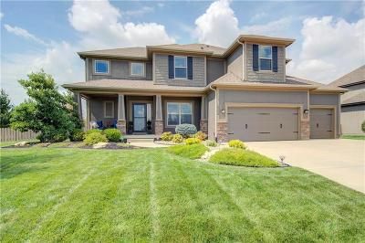 Johnson-KS County Single Family Home For Sale: 16440 S Summertree Lane