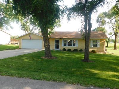 Wellsville KS Single Family Home For Sale: $148,800