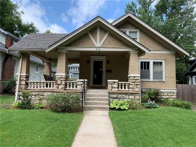 Kansas City Single Family Home For Sale: 5716 Holmes Street