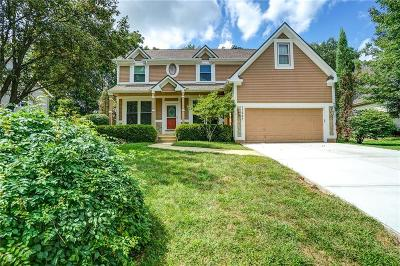 Olathe Single Family Home For Sale: 12462 S Hagan Lane