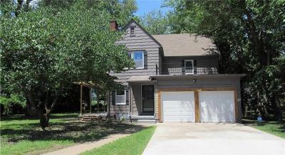 Kansas City Single Family Home For Sale: 5720 Paseo Boulevard