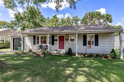 Overland Park Single Family Home For Sale: 6610 W 72nd Terrace