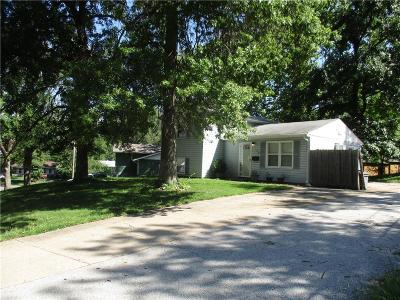 Kansas City Single Family Home Show For Backups: 5109 Palmer Drive