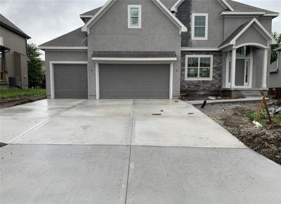 Olathe Single Family Home For Sale: 18074 W 164 Terrace