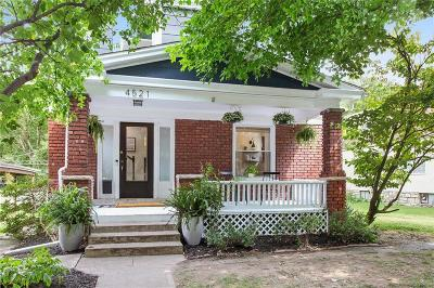 Kansas City Single Family Home For Sale: 4521 Liberty Street