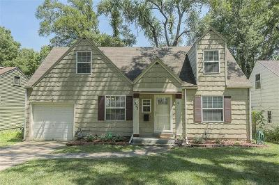 Single Family Home For Sale: 7821 Summit Street