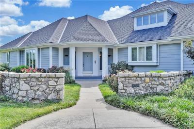 Johnson-KS County Single Family Home For Sale: 10555 Kill Creek Road