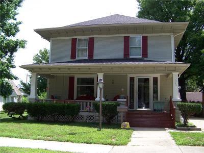 Ottawa KS Single Family Home For Sale: $169,000