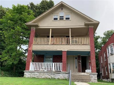 Jackson County Multi Family Home For Sale: 3443 E 6th Street