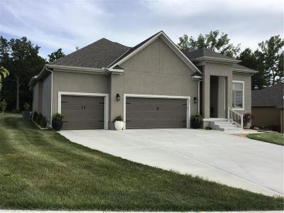 Basehor Single Family Home For Sale: 817 155 Terrace