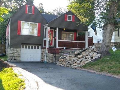 Kansas City Single Family Home For Sale: 1830 N 38th Street