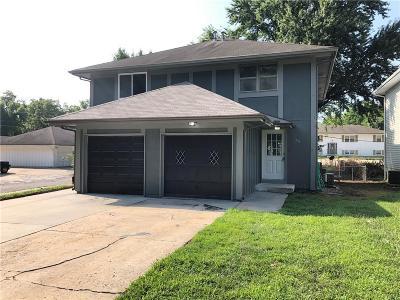 Leavenworth Duplex For Sale: 511 Vilas Street