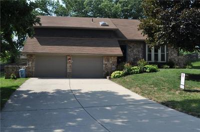 Leavenworth County Single Family Home For Sale: 302 Bambi Ct Court