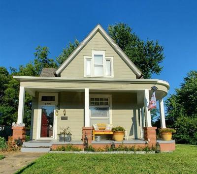 St Joseph Single Family Home For Sale: 1905 S 20th Street