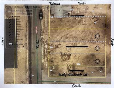 Residential Lots & Land For Sale: N 7th Street