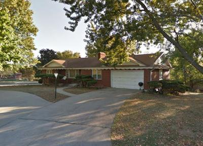 Kansas City Single Family Home For Sale: 7101 Rowland Avenue