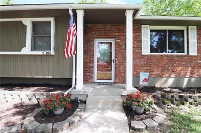 Olathe Single Family Home For Sale: 21185 W 181st Street
