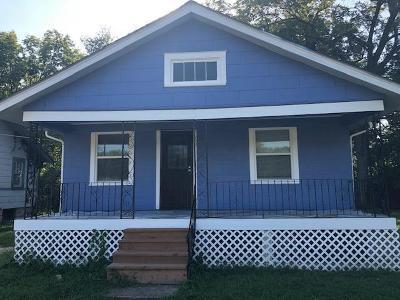 Kansas City Single Family Home For Sale: 5144 Hardesty Avenue