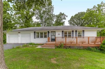 Single Family Home For Sale: 9060 Noland Road