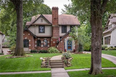 Single Family Home For Sale: 6130 McGee Street