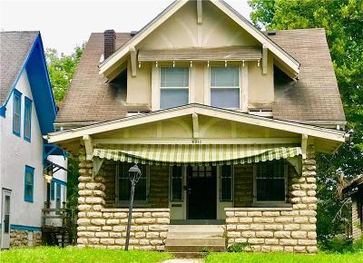 Kansas City Single Family Home For Sale: 4210 South Benton Avenue