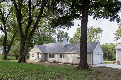 Single Family Home For Sale: 1020 Manchester Road